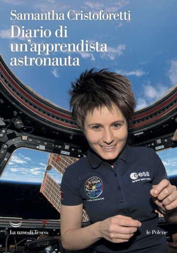 """Copertina """"Diario di un'apprendista astronauta"""""""
