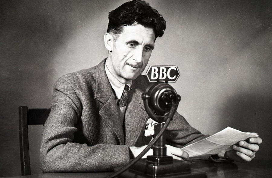 george orwell frasi che lo resero famoso