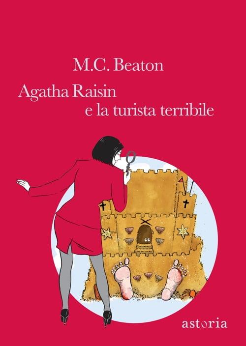 """Agatha Raisin e la turista terribile"" – M. C. Beaton"