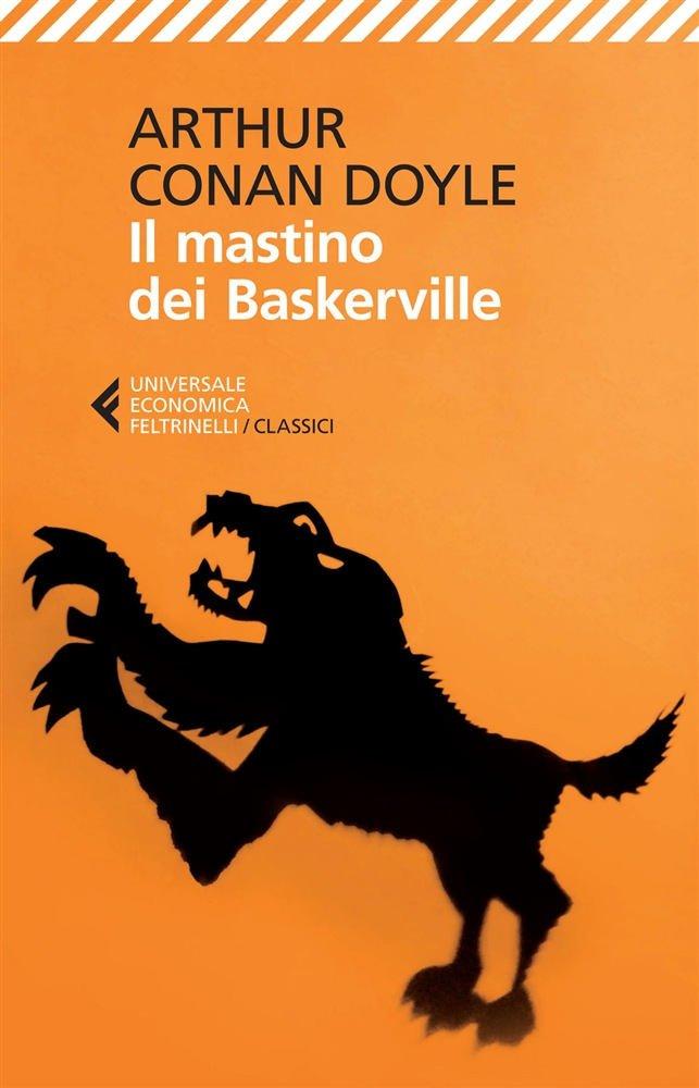 """copertina de """"il mastino dei Baskerville"""" - Sherlock Holmes"""