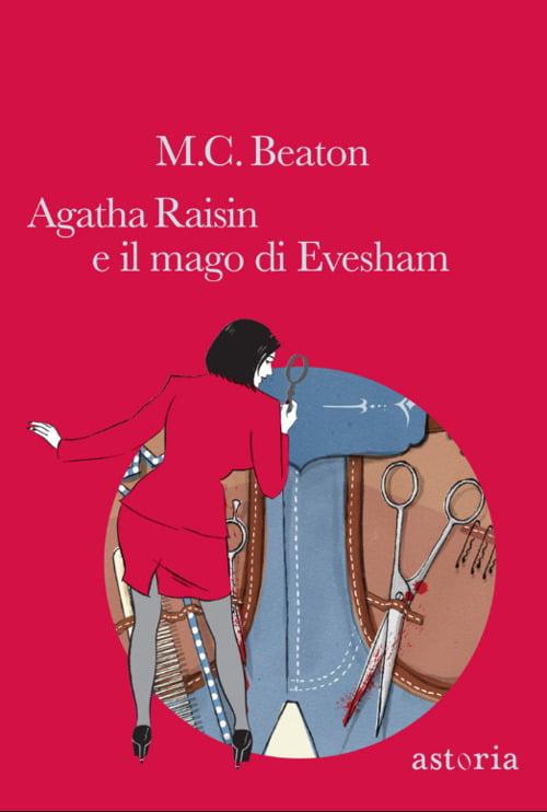 """""""Agatha Raisin e il mago di Evesham"""" – M. C. Beaton"""