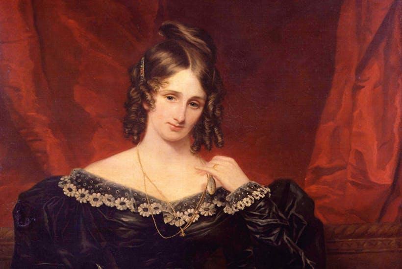 Mary Shelley: la scrittura come sopravvivenza