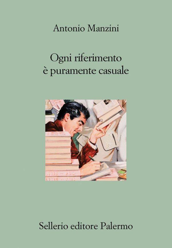 """""""Ogni riferimento è puramente casuale"""" – Antonio Manzini"""