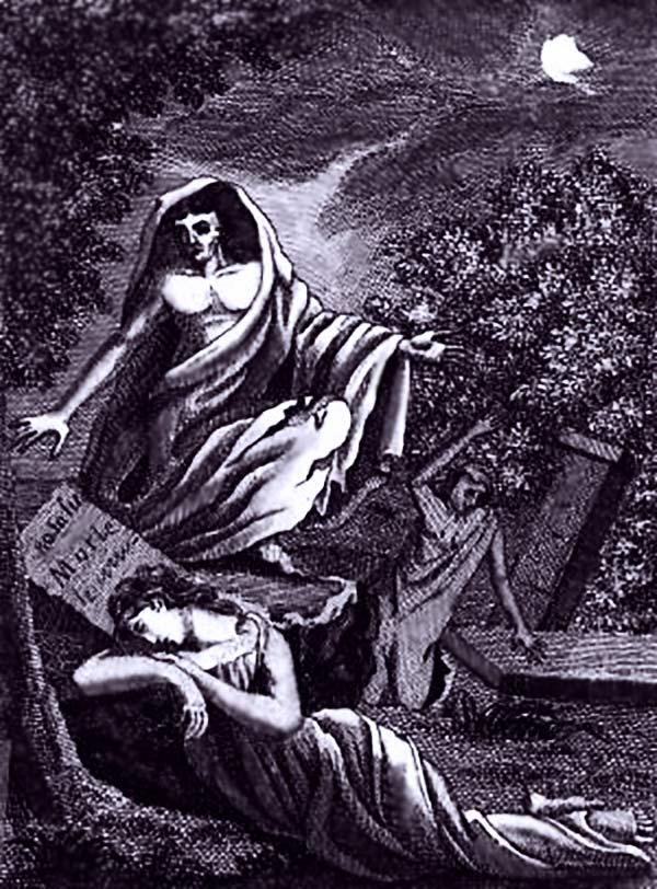 Prima di Dracula: John William Polidori e il mito del Vampiro
