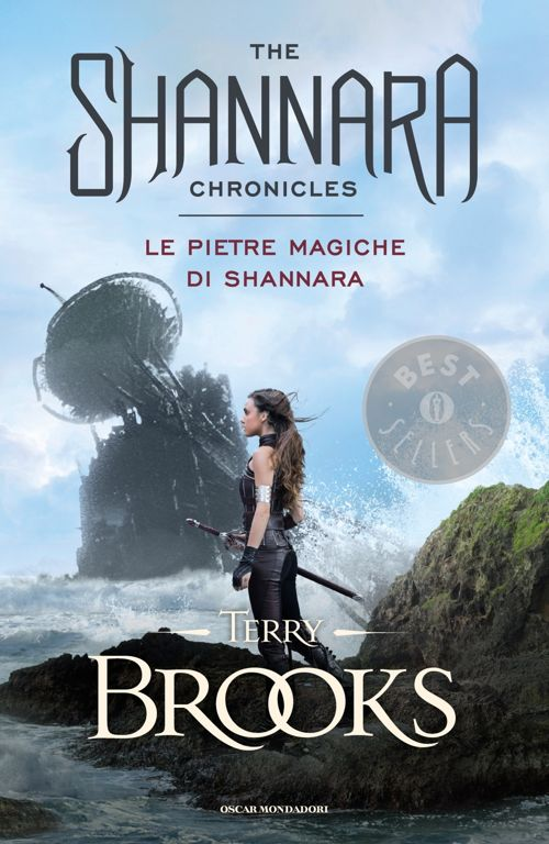 """Le pietre magiche di Shannara"" – Terry Brooks"
