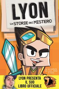 copertina le storie del mistero fumetto per bambini