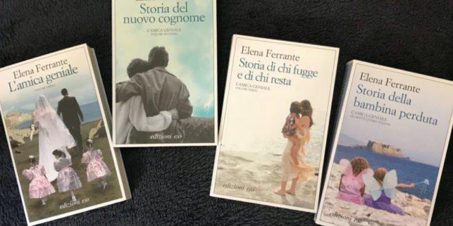 """""""L'amica geniale"""" – Elena Ferrante"""