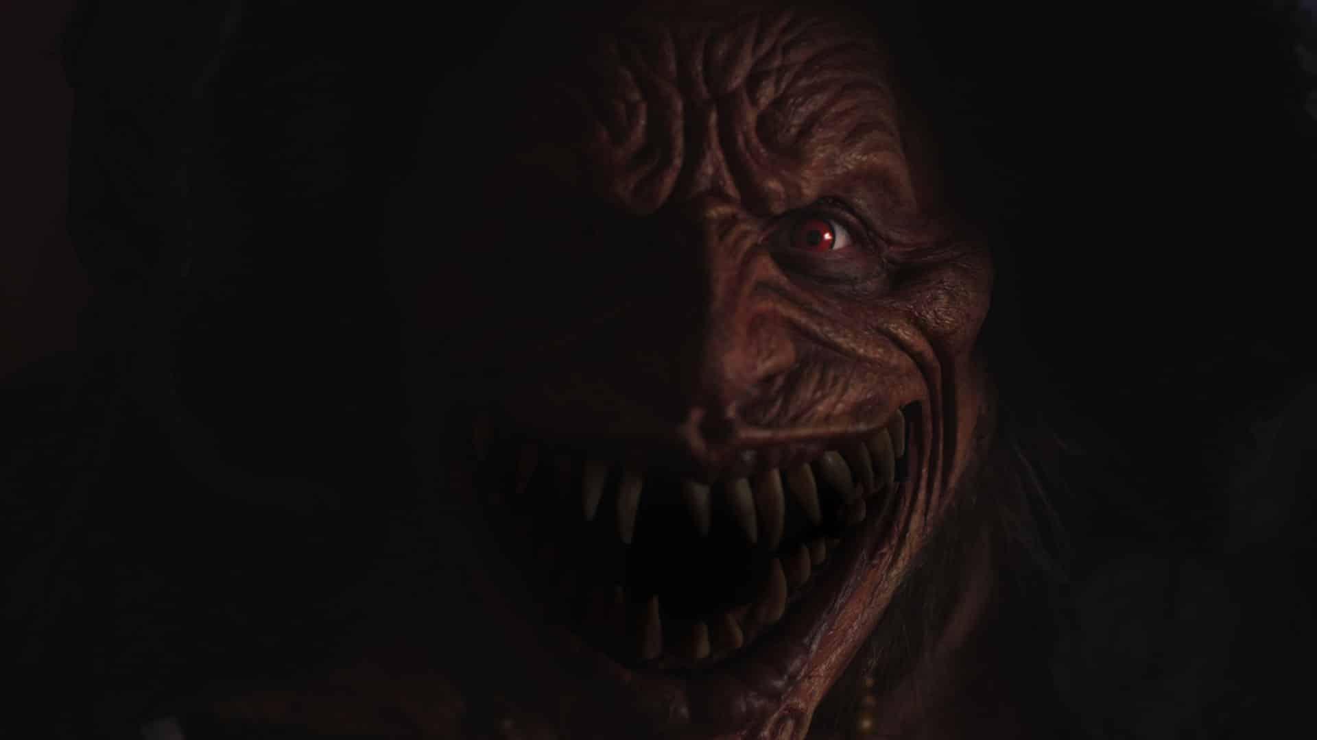 faccia horror