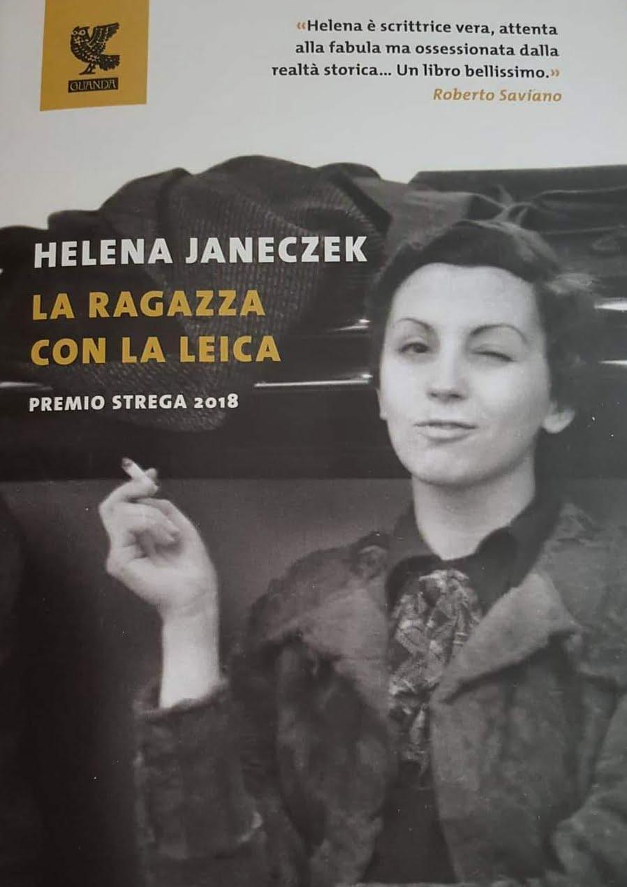 """La ragazza con la Leica"" – Helena Janeczek"