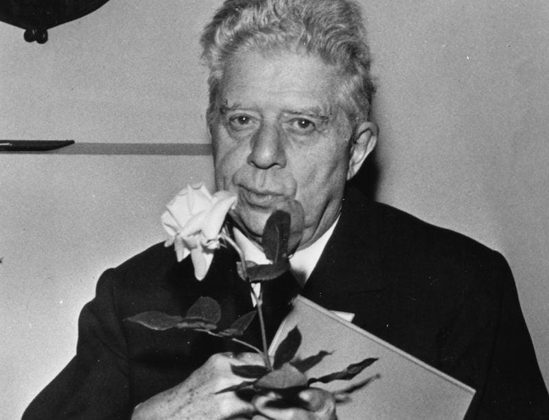 """""""E' ancora possibile la poesia"""" – Il discorso di Eugenio Montale"""