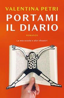 """""""Portami il diario"""" – Valentina Petri"""