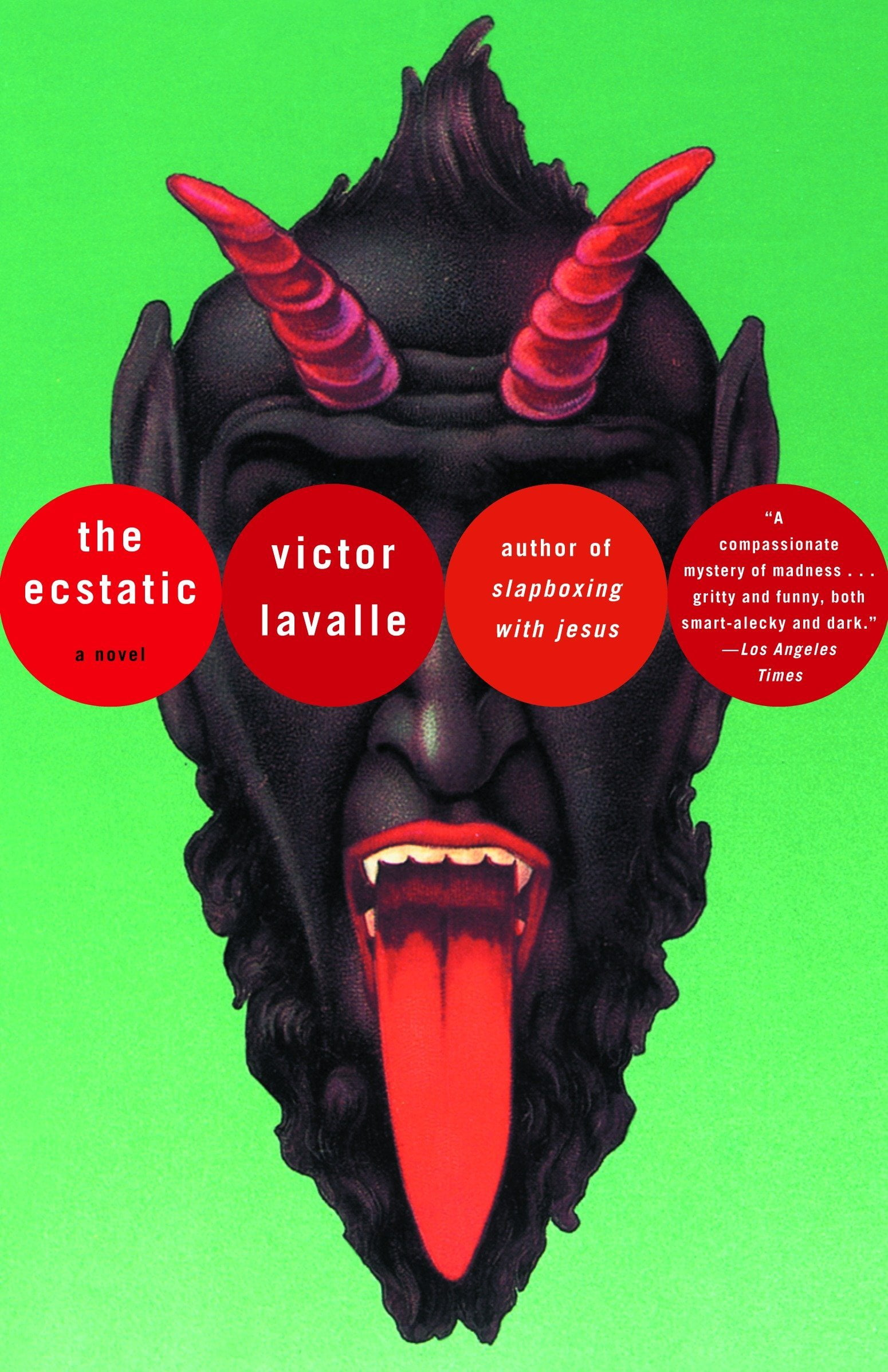 """""""The Ecstatic"""" – Victor LaValle"""