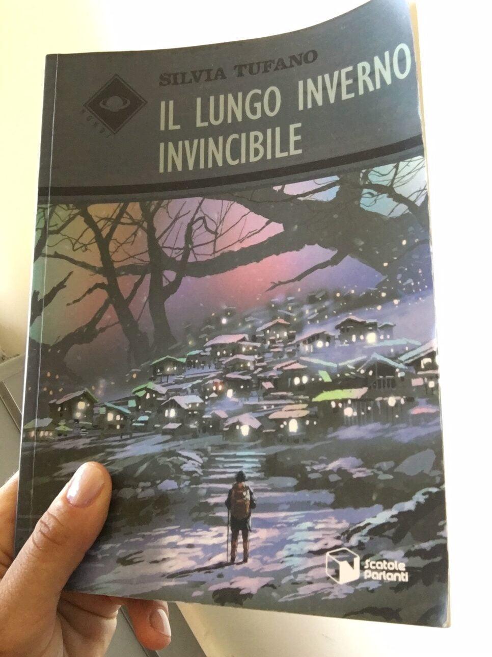 """""""Il lungo inverno invincibile""""- Silvia Tufano"""