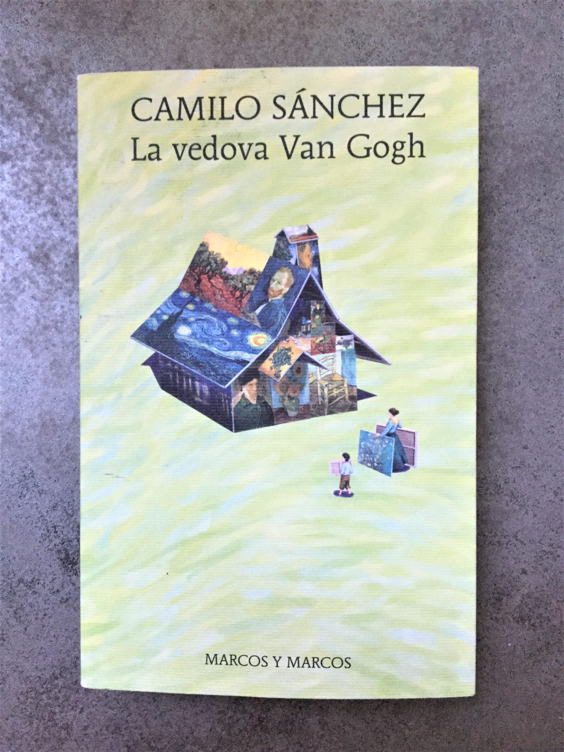 """""""La vedova Van Gogh"""" – Camilo Sánchez"""