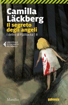 """""""Il segreto degli angeli"""" – Camilla Läckberg"""
