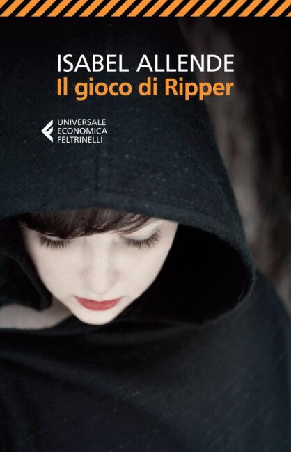 """""""Il gioco di Ripper"""" – Isabel Allende"""