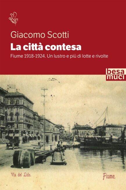 """""""La città contesa"""" – Giacomo Scotti"""