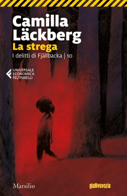 """La strega"" – Camilla Läckberg"