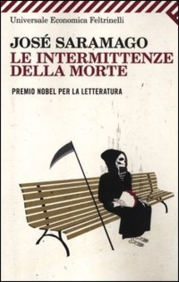 """""""Le intermittenze della morte"""" – José Saramago"""