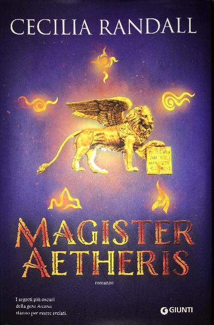 """Magister Aetheris"" – Cecilia Randall"