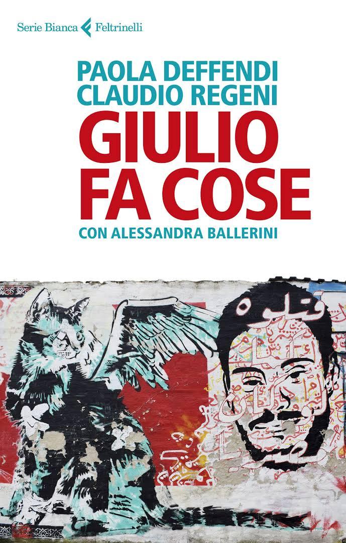 """""""Giulio fa cose"""" – Paola Deffendi e Claudio Regeni"""