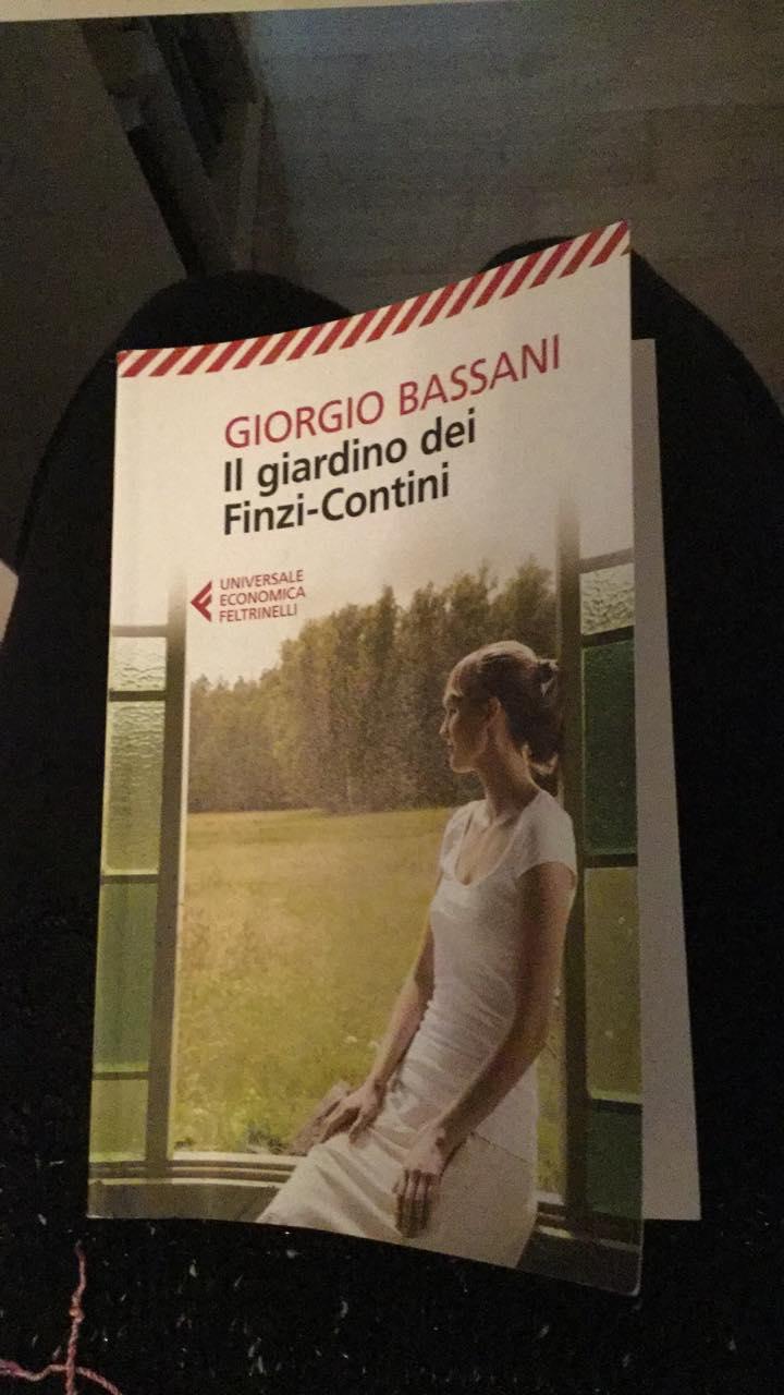 """""""Il giardino dei Finzi-Contini"""" – Giorgio Bassani"""