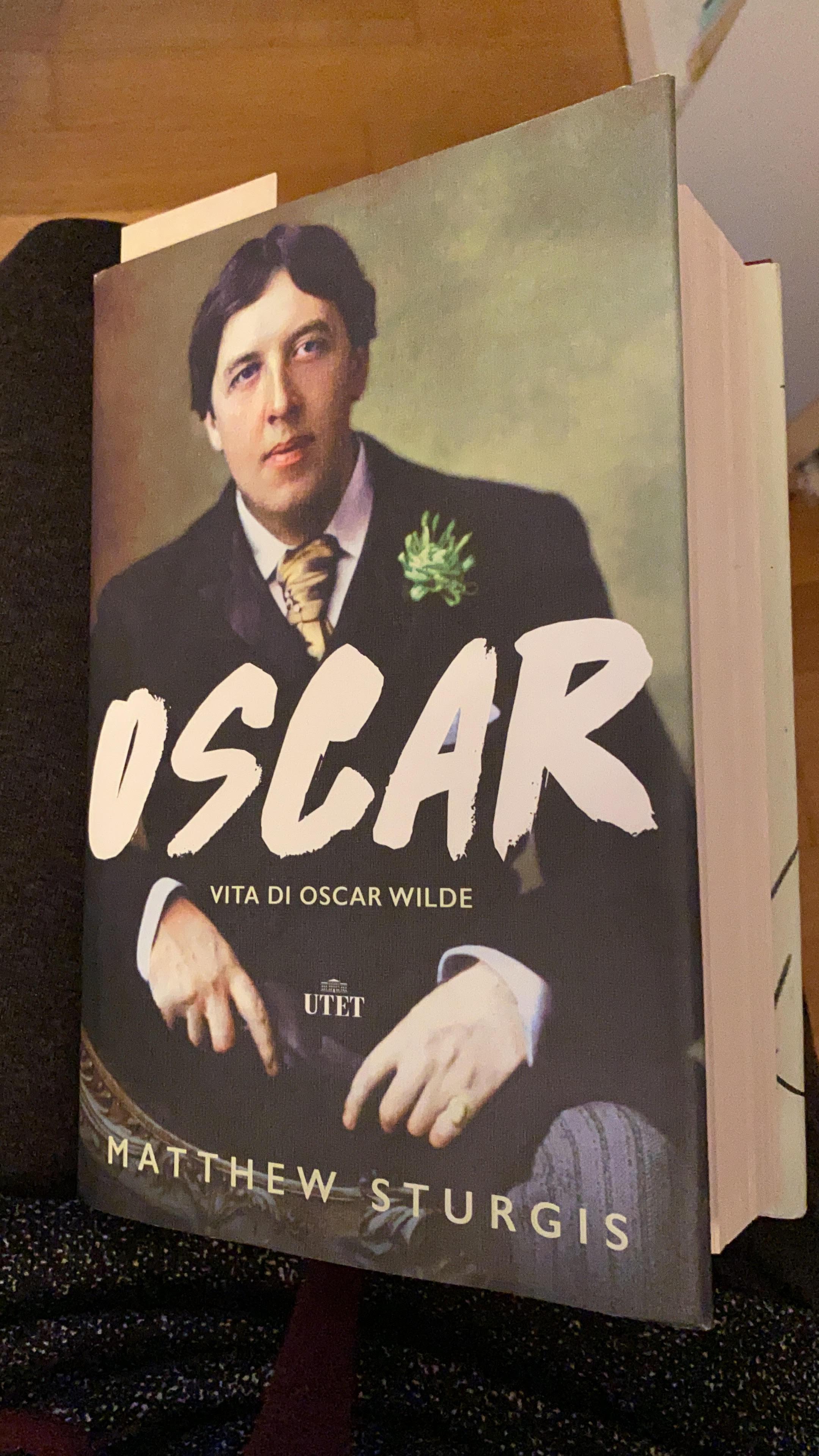 """Oscar. Vita di Oscar Wilde"" – Matthew Sturgis"