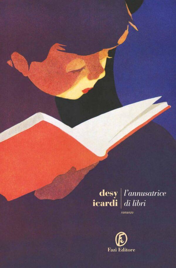 """""""L'annusatrice di libri"""" – Desy Icardi"""