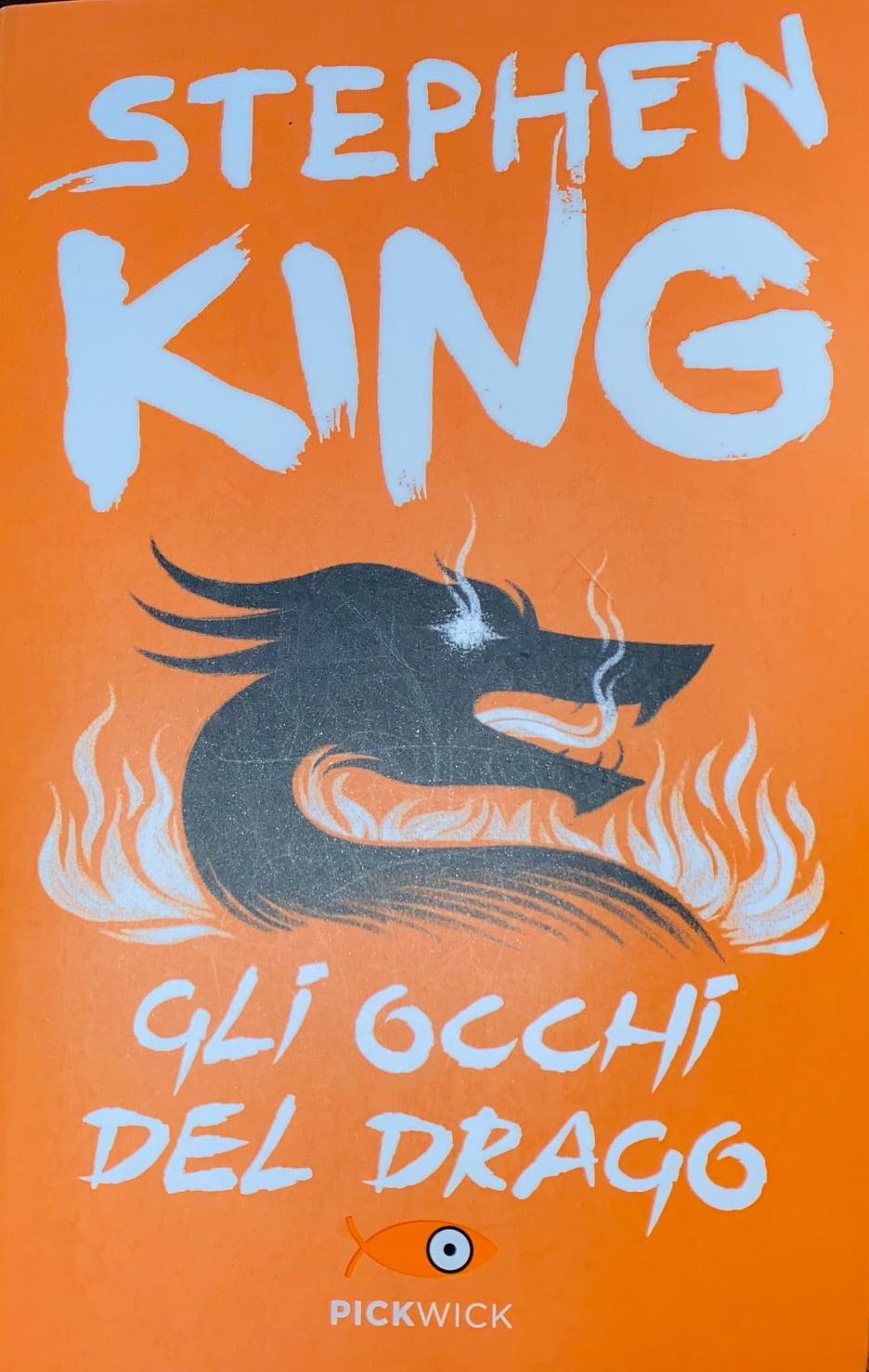 """""""Gli occhi del drago"""" – Stephen King"""