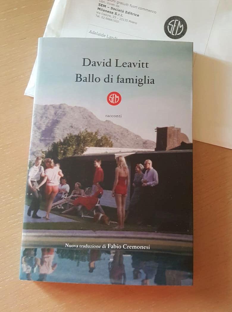 """""""Ballo di famiglia"""" – David Leavitt"""