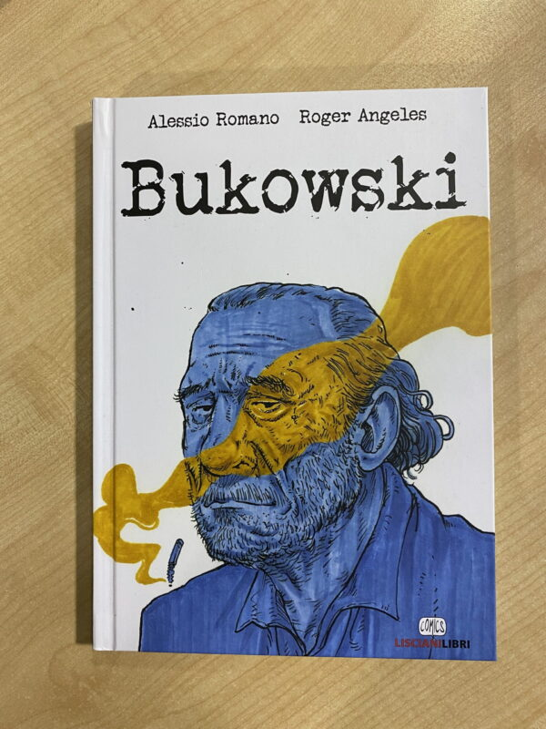 """Bukowski"" – Alessio Romano e Roger Angeles"