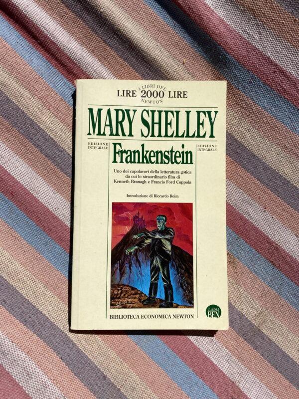 """Frankenstein"" – Mary Shelley"