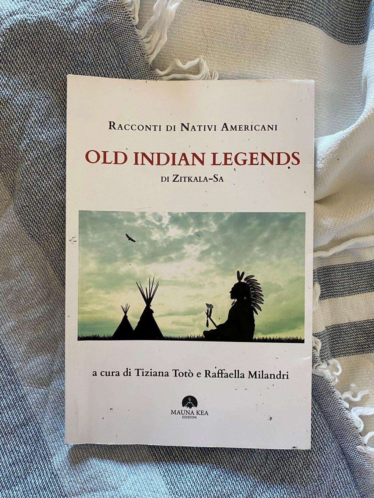 """Old Indian Legends"" – Zitkala-Sa"