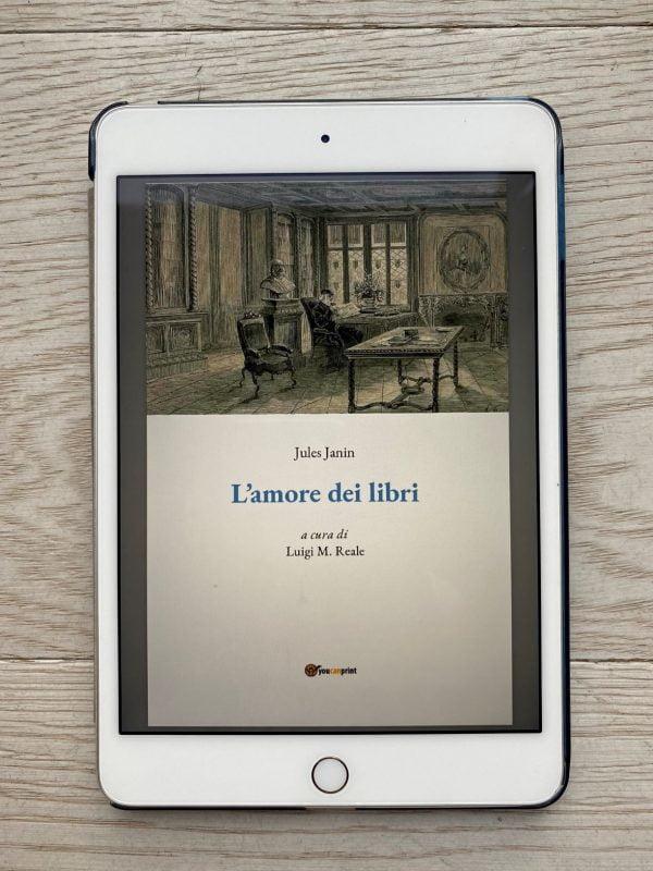 """L'amore dei libri"" – Jules Janin"