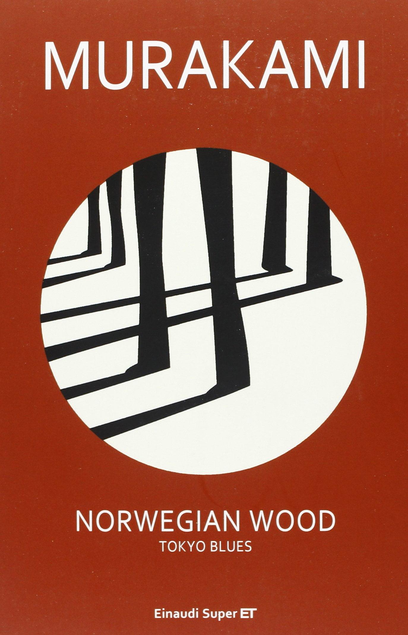 copertina norwegian wood