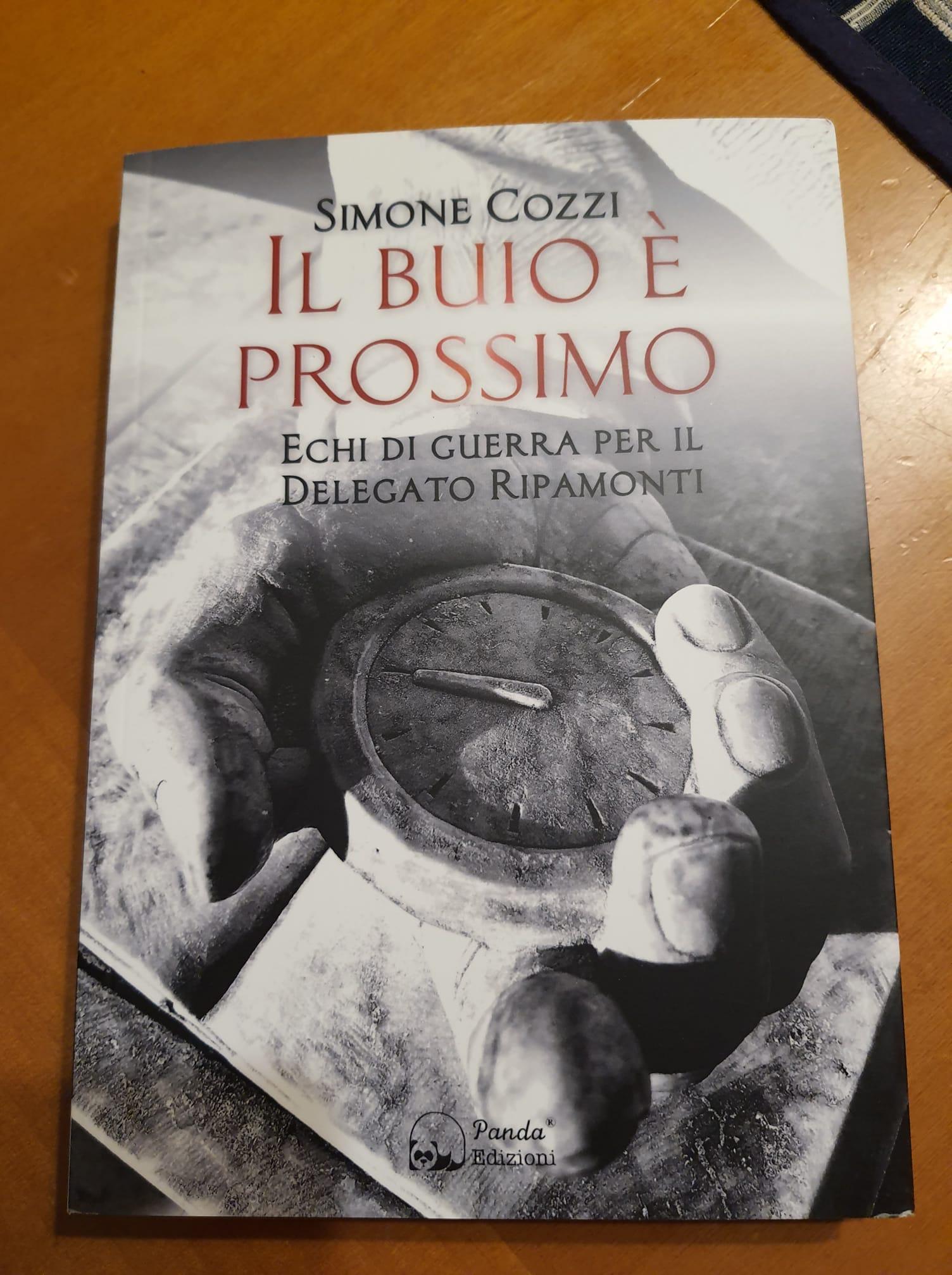 """""""Il buio è prossimo"""" – Simone Cozzi"""