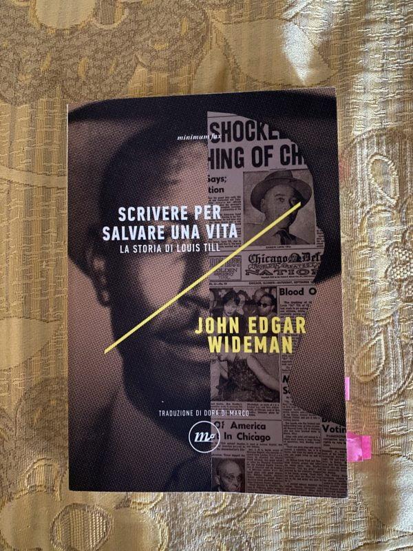 """Scrivere per salvare una vita"" – John Edgar Wideman"