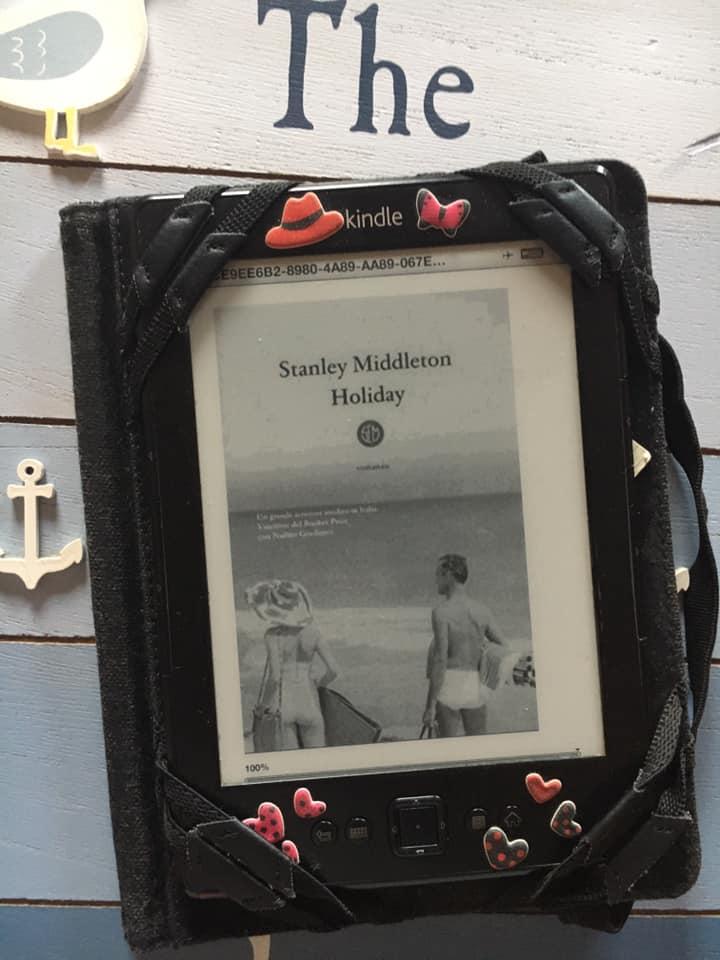 """Holiday"" – Stanley Middleton"