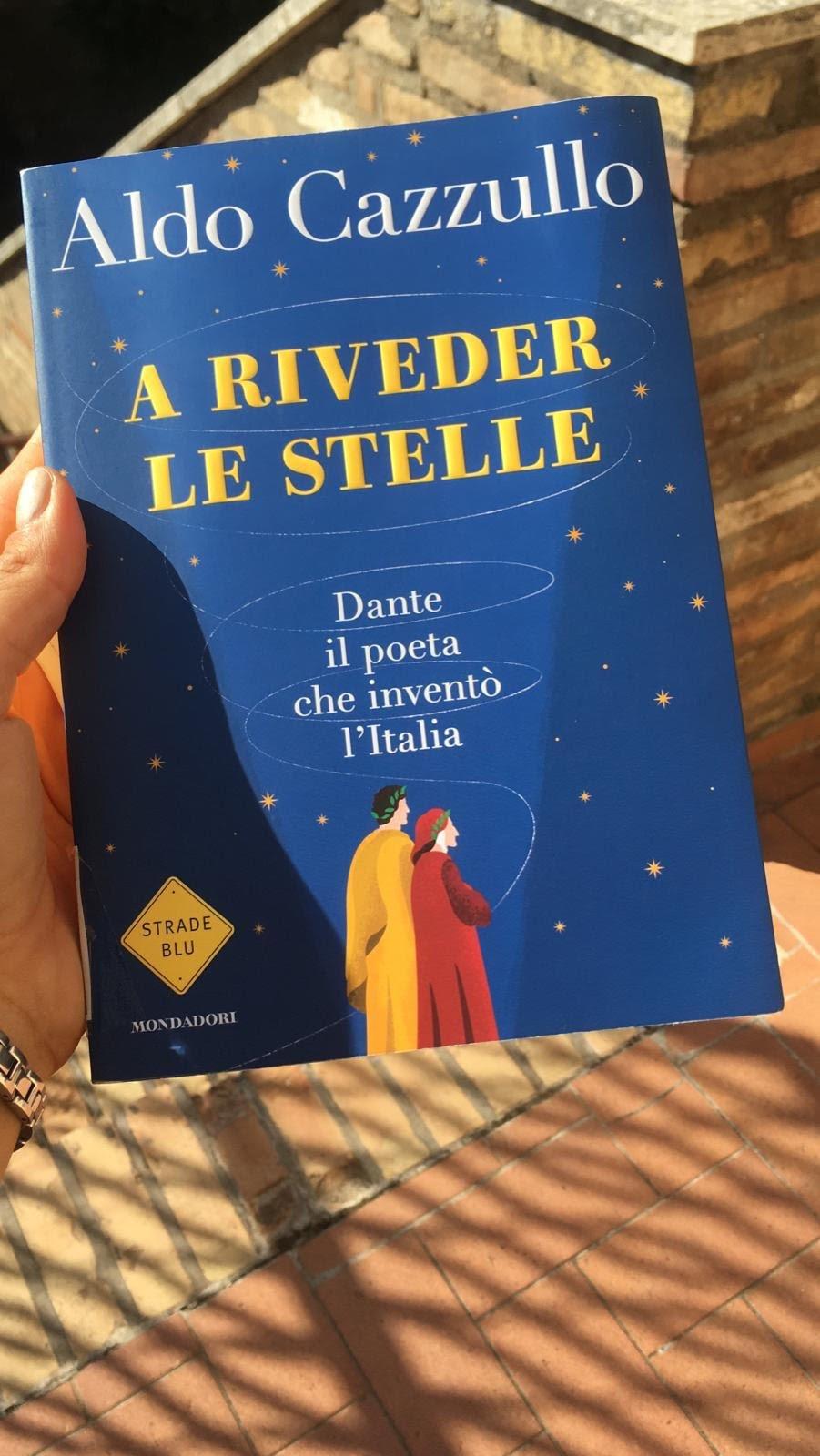 """""""A riveder le stelle"""" – Aldo Cazzullo"""