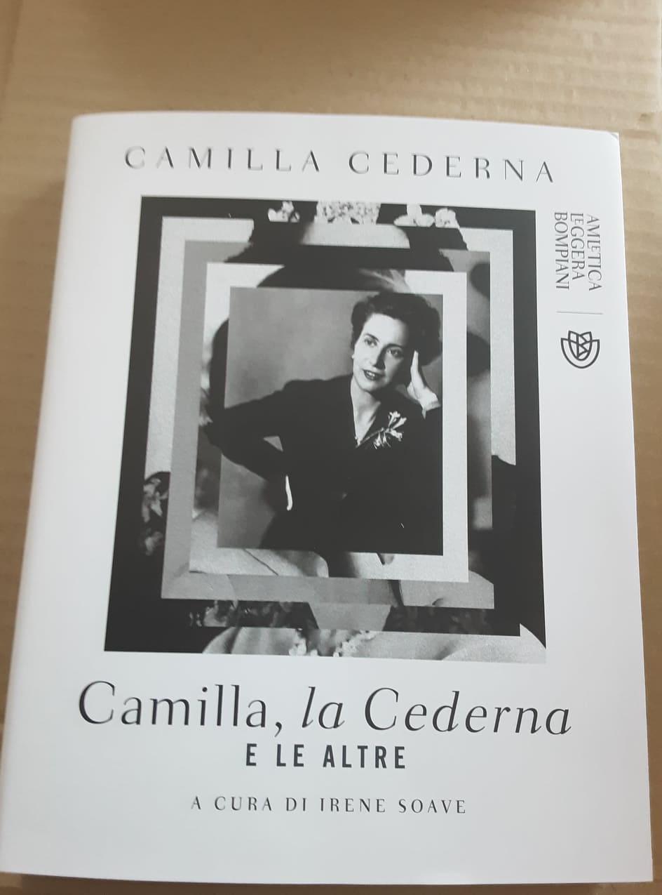 """""""Camilla, la Cederna e le altre"""" – Irene Soave"""