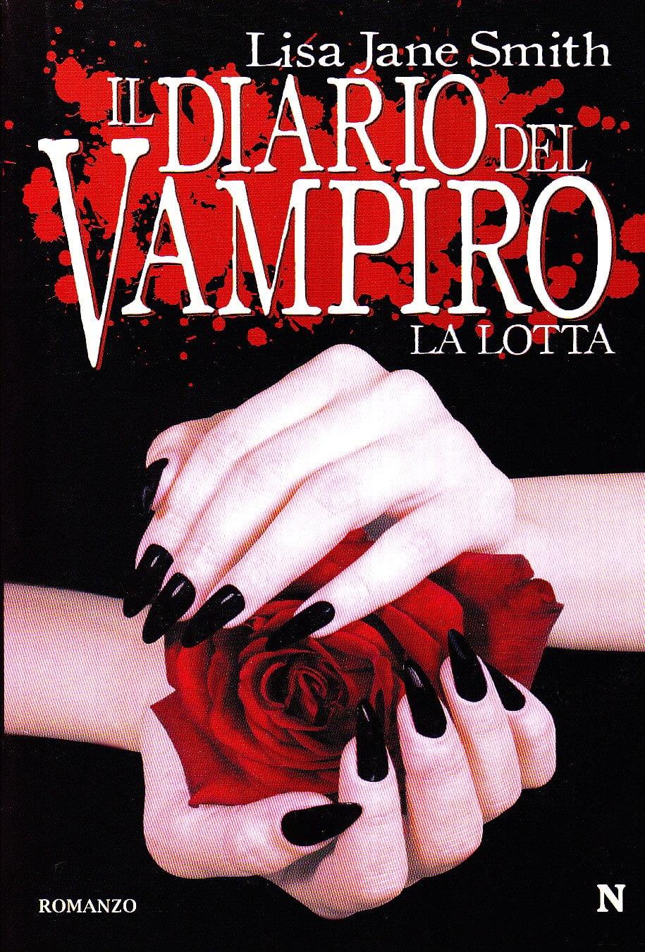 """""""Il diario del vampiro"""" – Lisa Jane Smith"""
