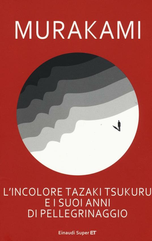 """""""L'incolore Tazaki Tsuruku e i suoi anni di pellegrinaggio"""" – Haruki Murakami"""